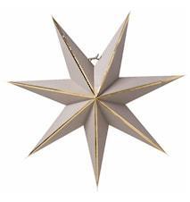 Julia Julstjärna Mole 60 cm
