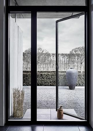 Dørstopper Camou Buffalolæder 20x12 cm