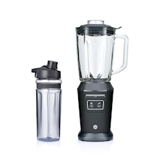 B2G-800MB Blender med Glaskanna och To Go-flaska 800 W