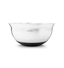 Mixing Bowl 3 L Steel / Black