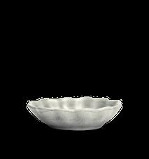 Ostronskål Liten Grå 18x16 cm