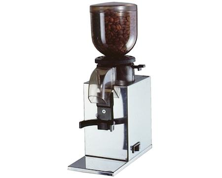 Lux kaffekvarn Stål