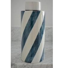Flow keramikburk – Indigo, large