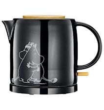 New Nordic Hervidor Cerámico Moomin Negro 1L