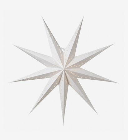 Vintergatan Julstjärna Vit 118 cm