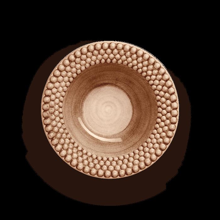 Bubbles Sopptallrik Cinnamon 25 cm