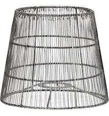 Mia Nordic Lampskärm Antiksilver 17cm
