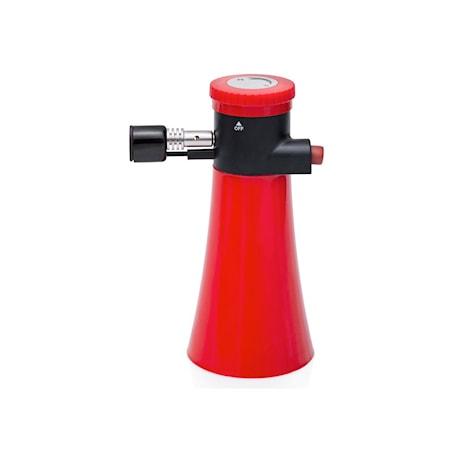 Kaasupoltin punainen
