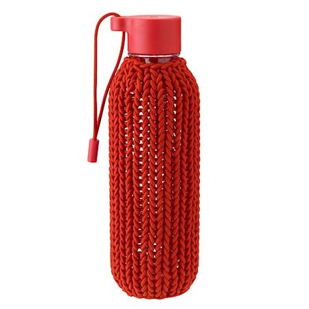 CATCH-IT Vattenflaska warm red 0.6 L