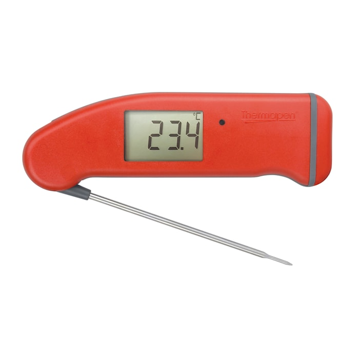 SuperFast Thermapen® 4 punainen