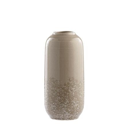 Vas Clary 30cm Beige