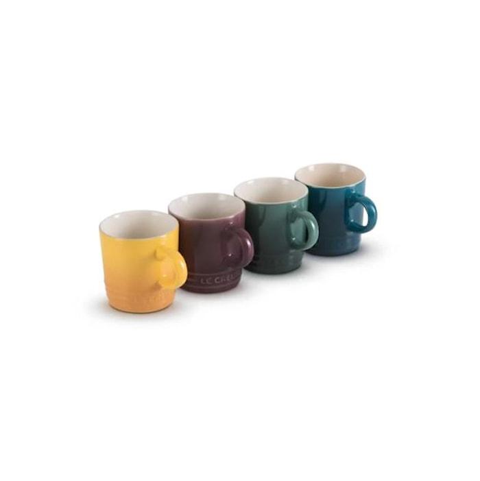 Botanique Collection 4 espressokoppar
