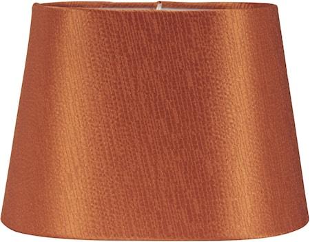 Omera Sidenlook Glint Orange 23cm