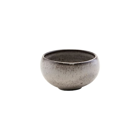 Käsintehty kulho Stone harmaa 5,5 cm