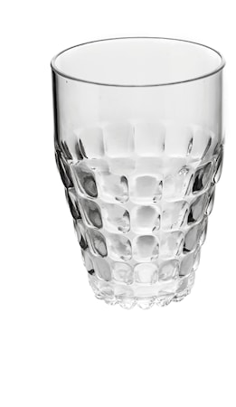 TALL TUMBLER TIFFANY CLEAR