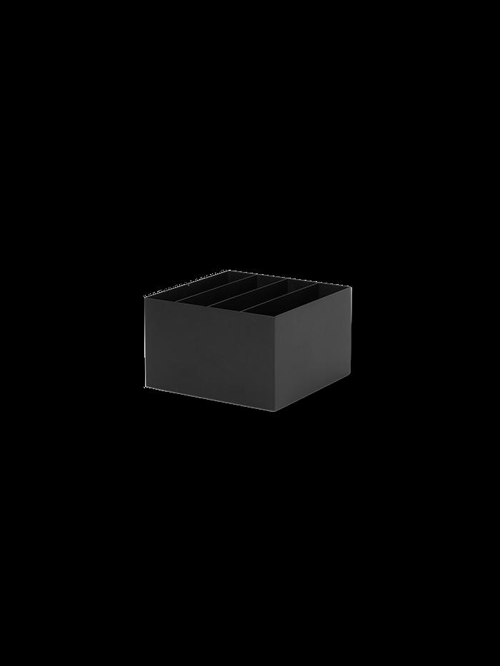 Plant Box Avdelare Svart