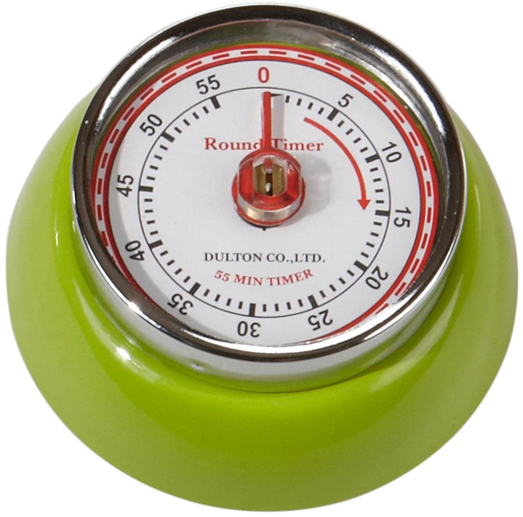 Timer Äppelgrön 75 cm