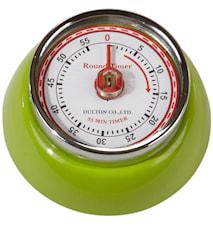 Timer Eplegrønn 7,5 cm