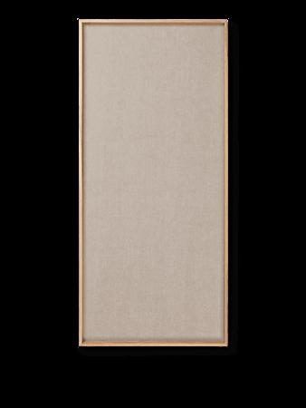Scenery Pinboard Smal Naturlig Ek