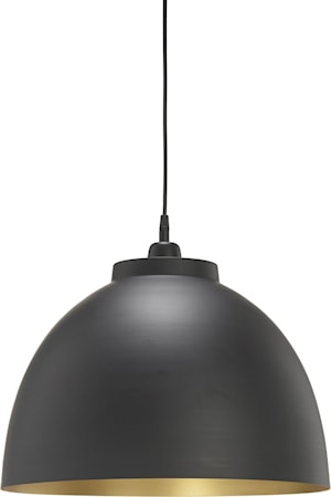 Rochester Taklampa Svart/Guld 45cm