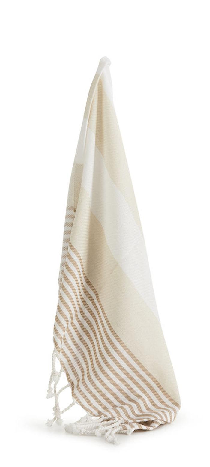 Hamam Handduk ECO Beige 50x70 cm