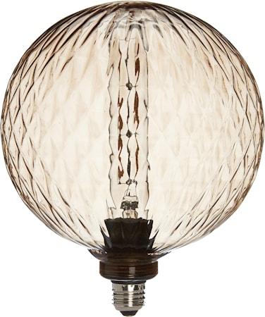 Elegance LED Cristal Cristal Brown 200mm