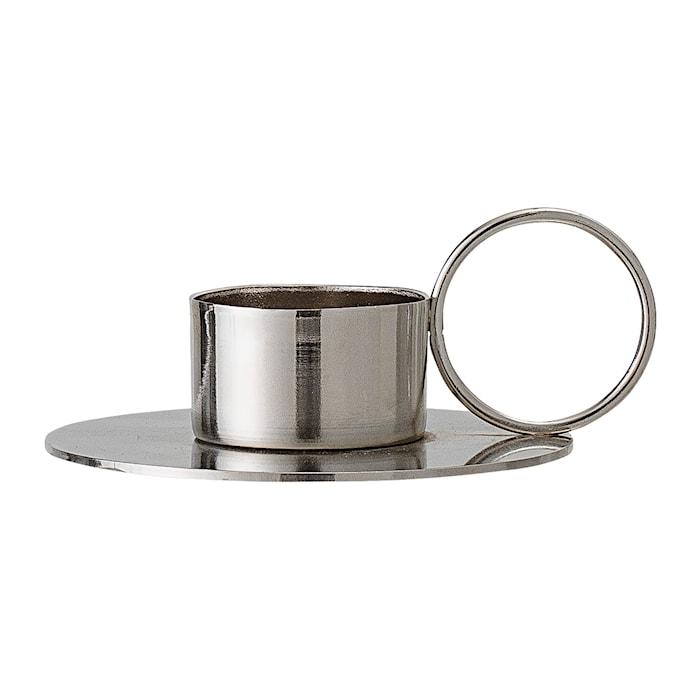 Ljushållare Silver Metall