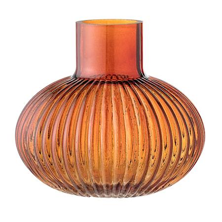 Vas Orange Glas 10,5 cm