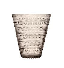 Kastehelmi Vase Hør 15,4 cm