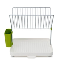 Y-rack Dishdrainer - White/Green