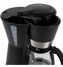 Champion Kaffebrygger 12 kopper Sort