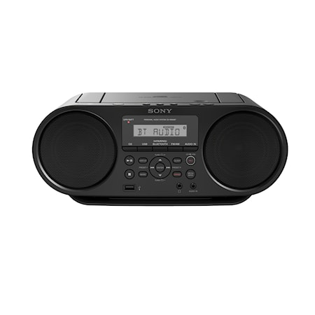 Övriga CD-Boombox m. Bluetooth