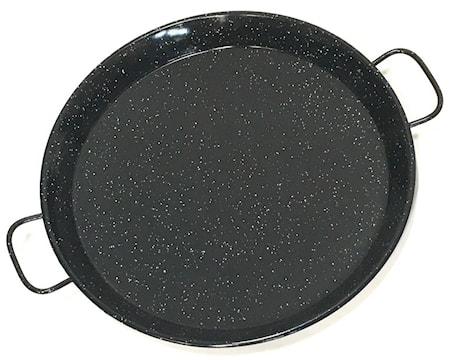 Emaljert Paellapanne Non-Stick 46 cm