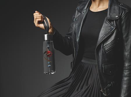 MyFlavour Drikkeflaske 0,75 l - Sort