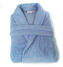 Morgonrock Royal Touch Dusty Blue M