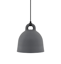 Bell Lamp Grey Small