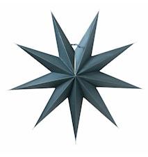 Boris julestjerne Petrolium 70 cm