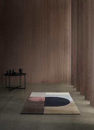 Vilja Matta Bordeaux 200x300 cm