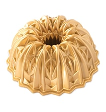 Cut Crystal Bundt kakeform