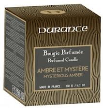 Durance Mysterious Amber Duftlys Vegetabilsk
