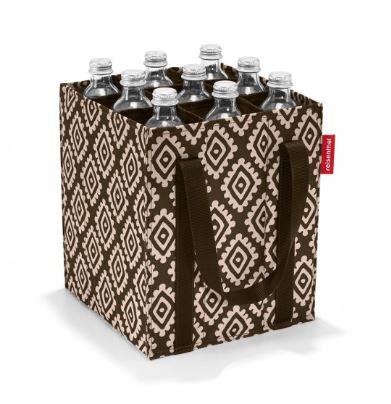 Väska till 9 flaskor Blommig – Reisenthel