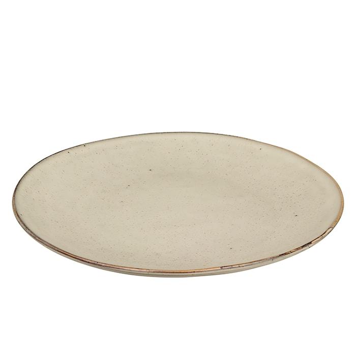 Middagstallrik Nordic Sand Ø 26 cm