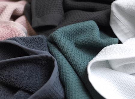 Håndduk 50x70 cm - Hvit