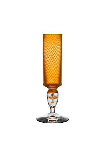 Red Rim Orange Pokal