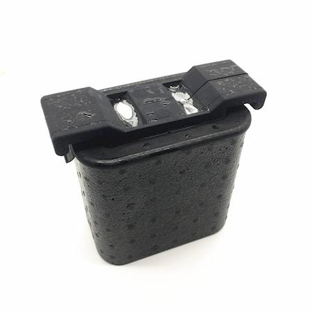 Form för kristallklar is - Kuber