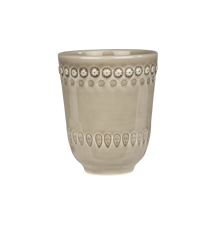 DAISY mugs beige 35 cl