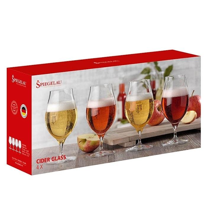 Cider Glass Set/4 Special Glasses (3)