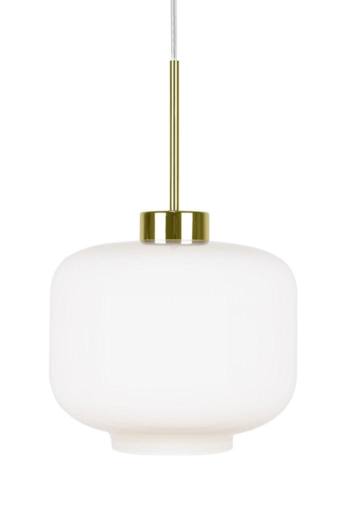 Ritz Taglampe Hvid/Messing