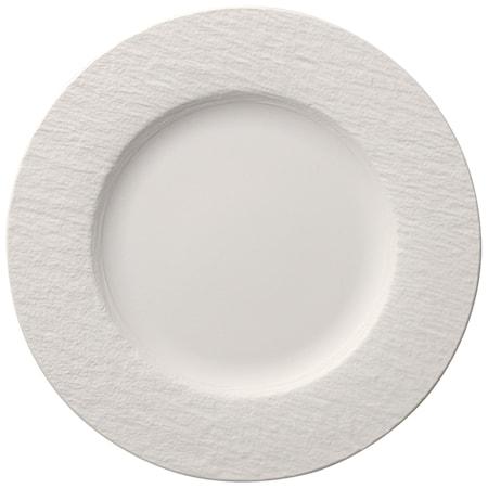 Manufacture Rock blanc Matala lautanen 27cm