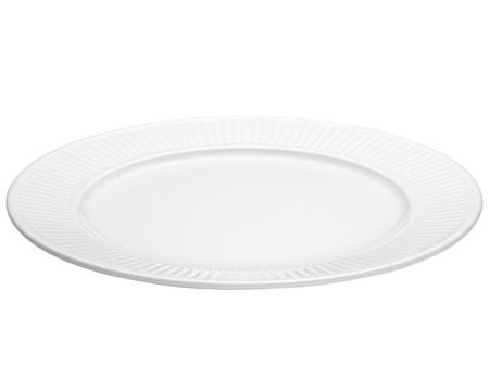 Plissé Lautanen valkoinen Ø 31 cm